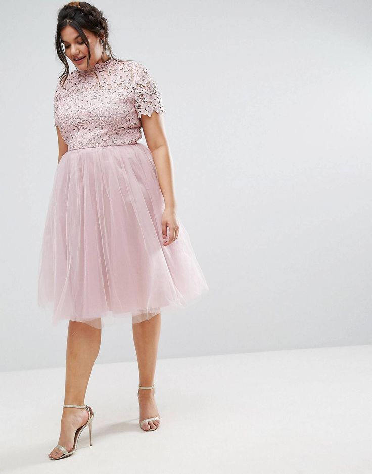 LOVE this from ASOS! | Wedding Guest Dresses for Curvy Plus Size ...