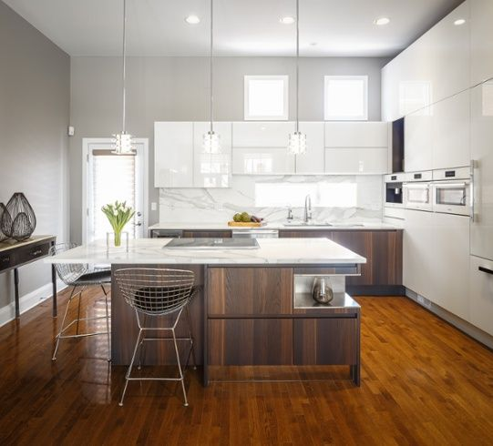 Kitchen Design: Less is More
