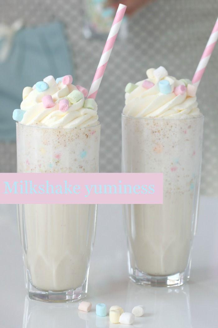 Cereal Marshmallow Shake