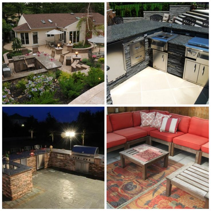 Perfect Outdoor Living Spaces, A Call, You Know That, Footprint, Landscape Design,  To Grow, Overalls, The House