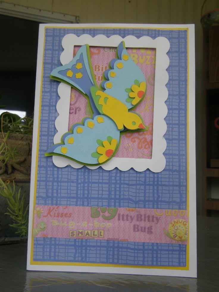 Best florals embellished images on pinterest cards