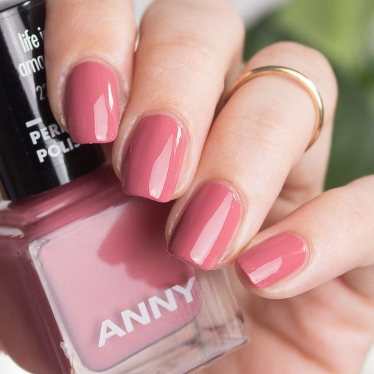 ANNY life is amazing Perfume Polish Collection 2017 Swatch