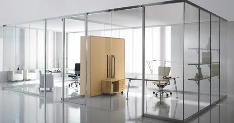 Esedra Castelli / Screens / Products | Haworth - Office Furniture and Adaptable Workplaces in Europe