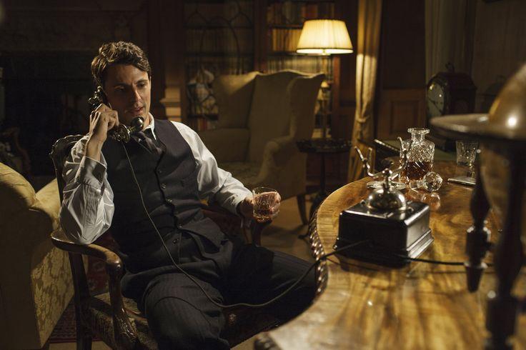 Matthew Goode as Henry Talbot