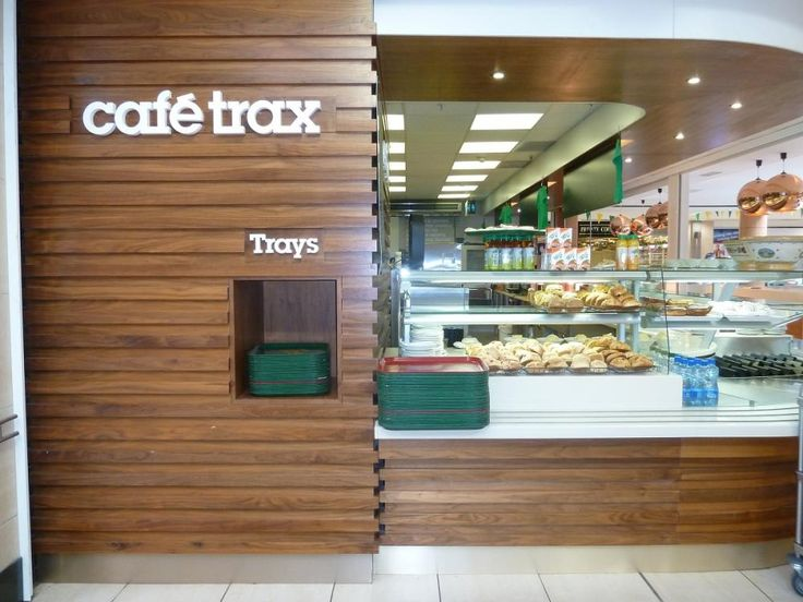 Cafe Trax
