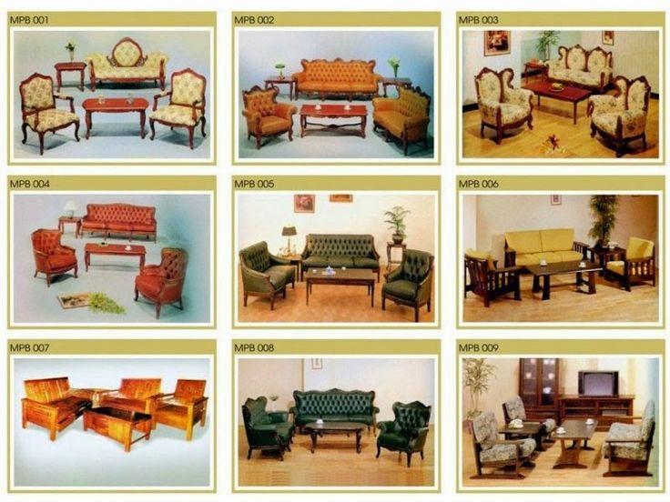 Harga kursi tamu jepara: Perabot Ruang Tamu Furniture Murah