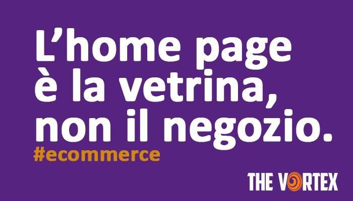 #ecommerce #thevortex #vitadaformatore #sapevatelo #didyouknow
