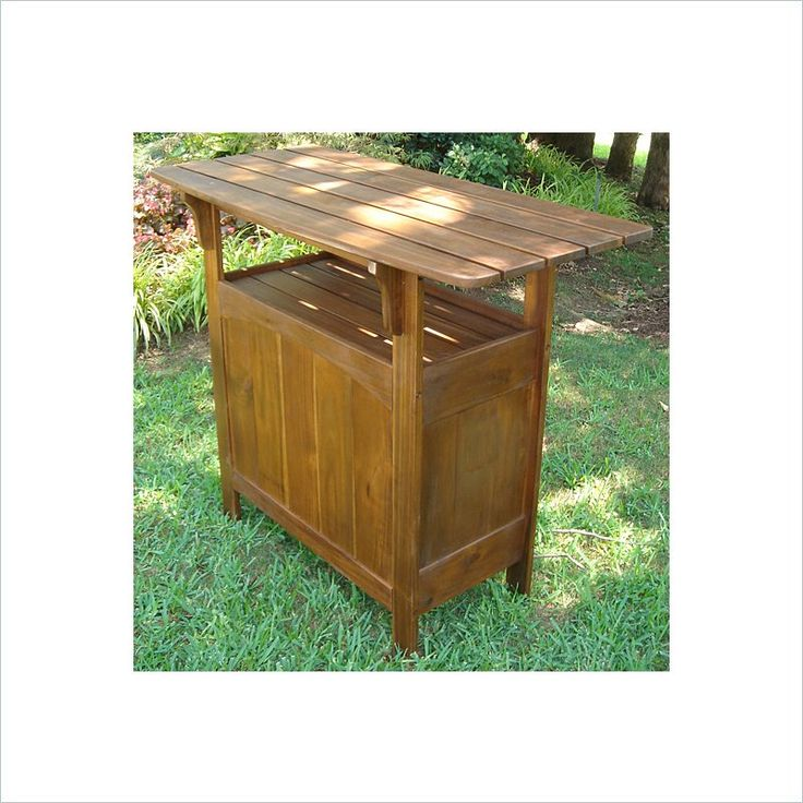 Best 25 patio bar table ideas on pinterest pallet bar plans outdoor tile for patio and diy - Build outdoor bar table ...