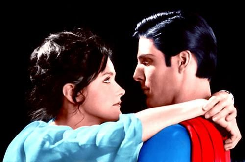 Chistopher Reeve   SUPERMAN, 1978.