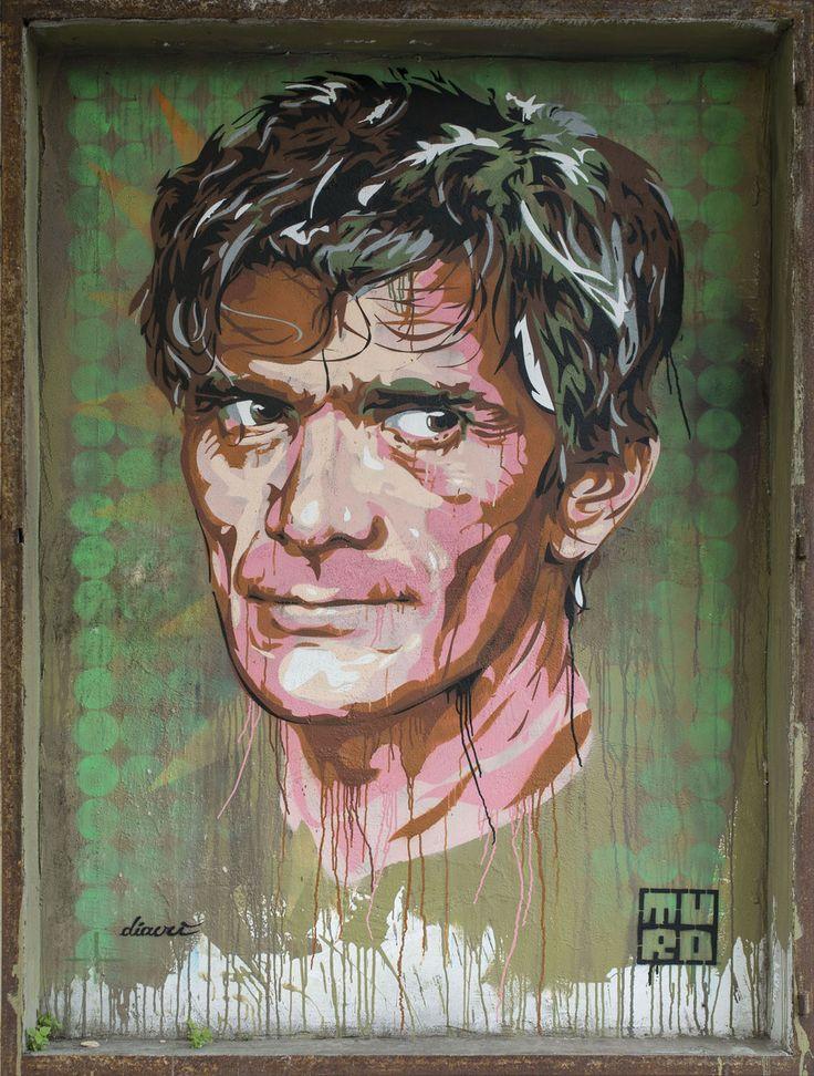 StreetArtRoma: Cinema Impero | Diavù | 2014 | Zona: Torpignattara | #art #streetart #roma