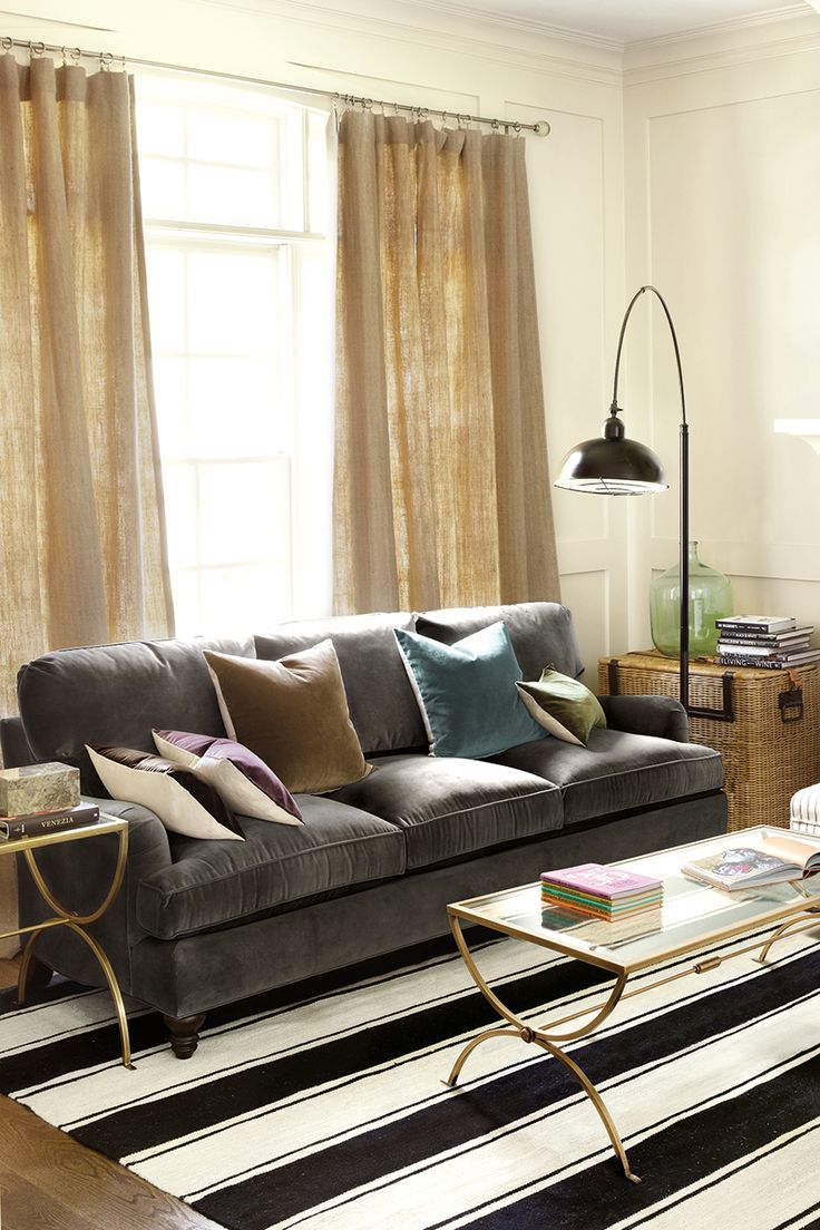 20 best chocolate sofa ideas images on pinterest living room how to hang drapes ballard designsliving spacesfrench