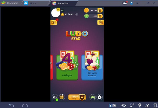 How To Play Ludo Star On Pc And Laptops:  http://ludostargame.com/how-to-play-ludo-star-on-pc-laptops-macs/