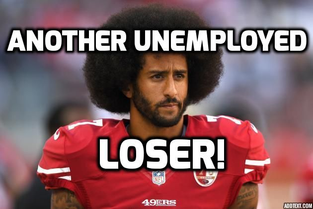 """Everyone's Favorite 2016 """"Social Justice Warrior"""": Today an Unemployed Loser!"""