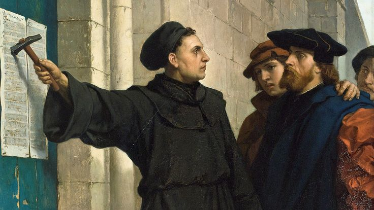 The ultimate question of the Reformation is where final authority lay. Is it the pope and bishopric as Roman Catholics suggest - or is it Scripture?