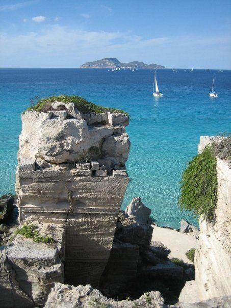 Favignana Island - Trapani - Sicily