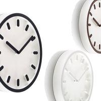 実は隠れた名作。深澤直人氏がデザインする掛け時計・置時計