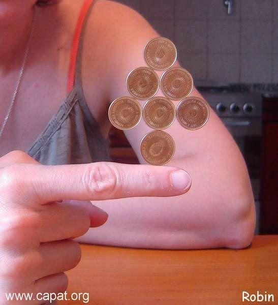 El Tao de la Física: 44 trucos de equilibrio con monedas e imanes  para...