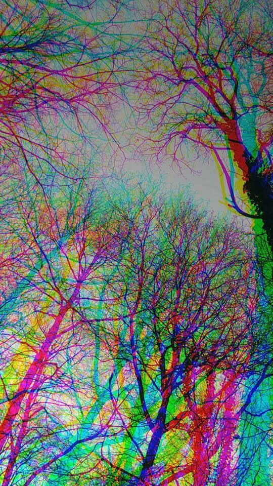 25 best ideas about trippy wallpaper on pinterest - Trippy weed backgrounds ...