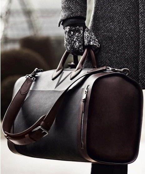 Beautiful weekender bag. While going a weekend away with my sweety.
