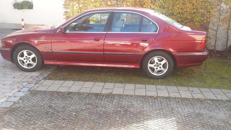 BMW 520i Baujahr 1996 sehr guter Zustand