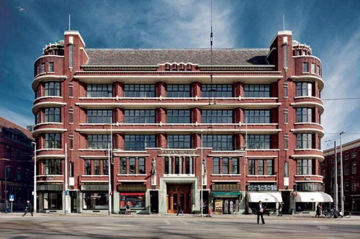 Atlantic huis - Westplein 2 - Rotterdam Architectuurprijs
