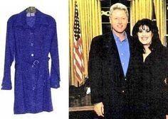Monica Lewinsky Blue Dress Smithsonian http://www.top-dresses.com/monica-lewinsky-blue-dress-smithsonian-3690/