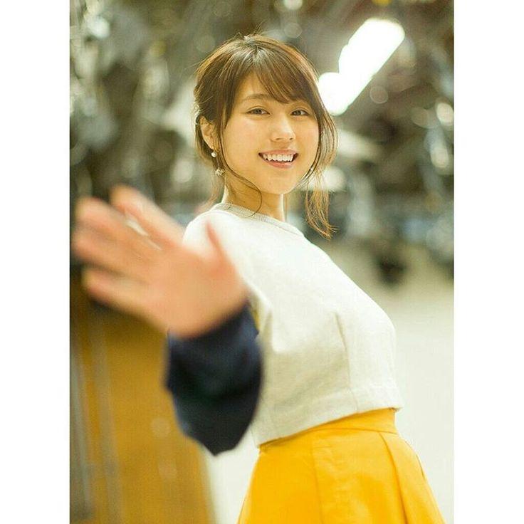 "Ma-Kun on Instagram: "" 架純さんがステキすぎる~ #有村架純 #週刊女性 #PRIME"""