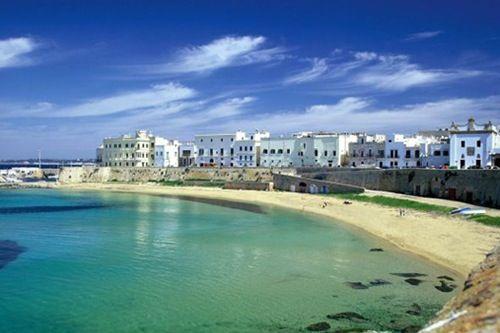 """Spiaggia della Purità a Gallipoli, chiamata dai gallipolini con il nome di """"Spiaggia della Puritate"""" #Puritate #GallipoliVecchia"""