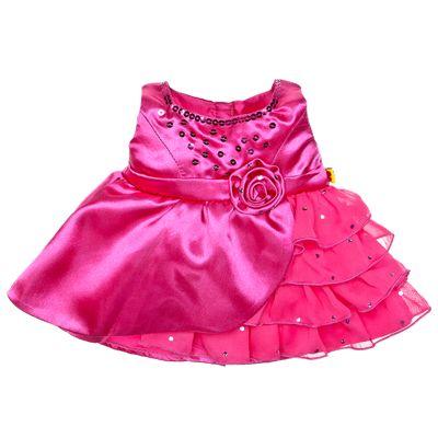 Grandma is getting all the Build A Bear clothes    Fuchsia Sequin Dress. 17 Best ideas about Build A Bear Party on Pinterest   Build a bear