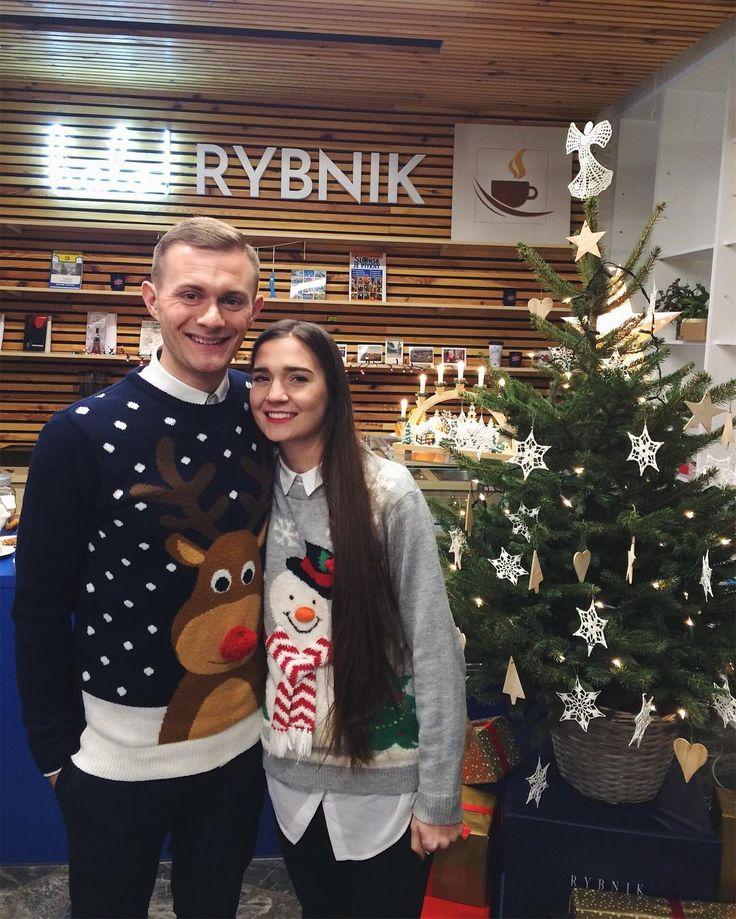Świąteczny czas blisko... A u nas dzieje się!  - #rybnik #belekaj #godej #święta #uglysweater #christmas #śląsk #slonsk #slaskie #halorybnik #rybnikmiastozikrą #rybnikeu #comingsoon #christmastree