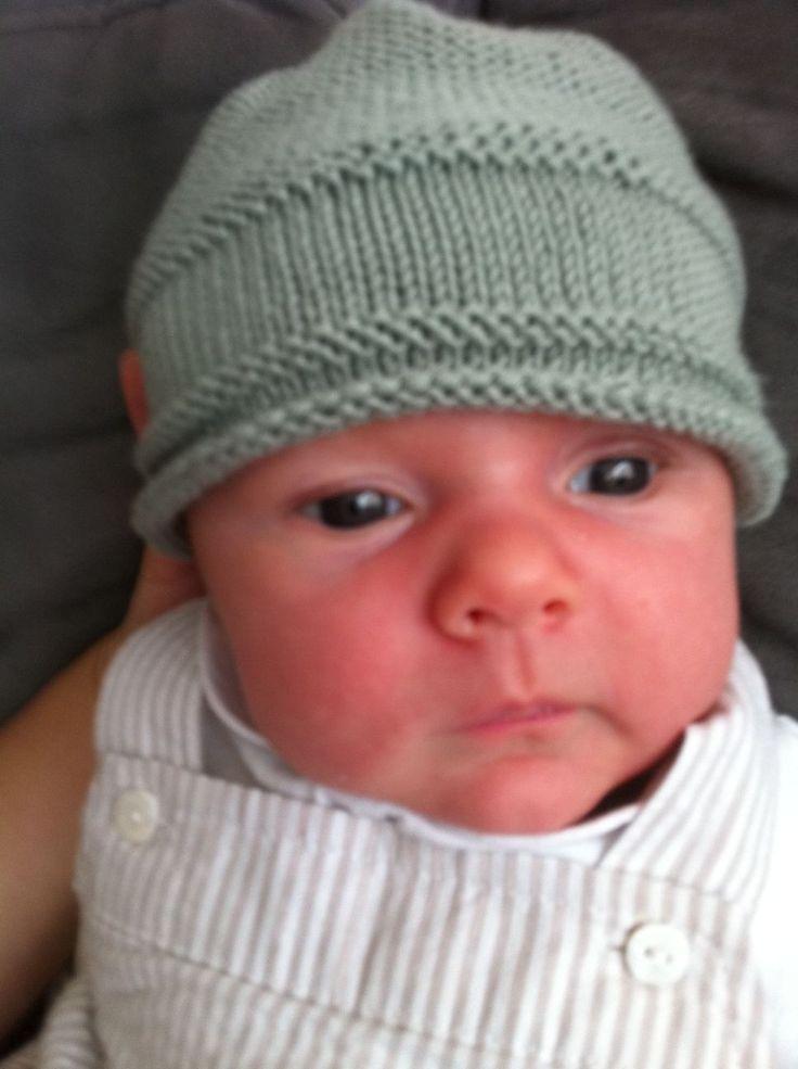 tricoter modèle bébé chapeau naissance gratuit   – Bébé Renep