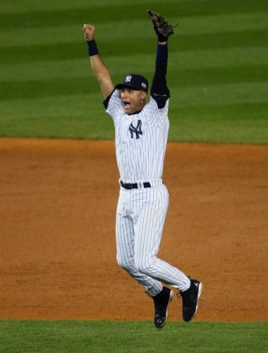 BREAKING: Derek Jeter playing shortstop for the Yankees today - Yanks in Exile