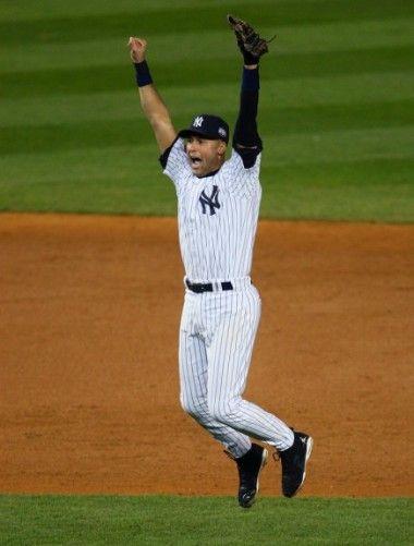 BREAKING: Derek Jeter playing shortstop for the Yankees today - Yanks in Exile