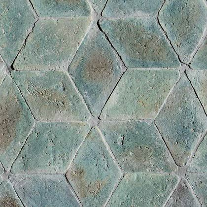 Perini Tiles handmade tiles - DiLusso