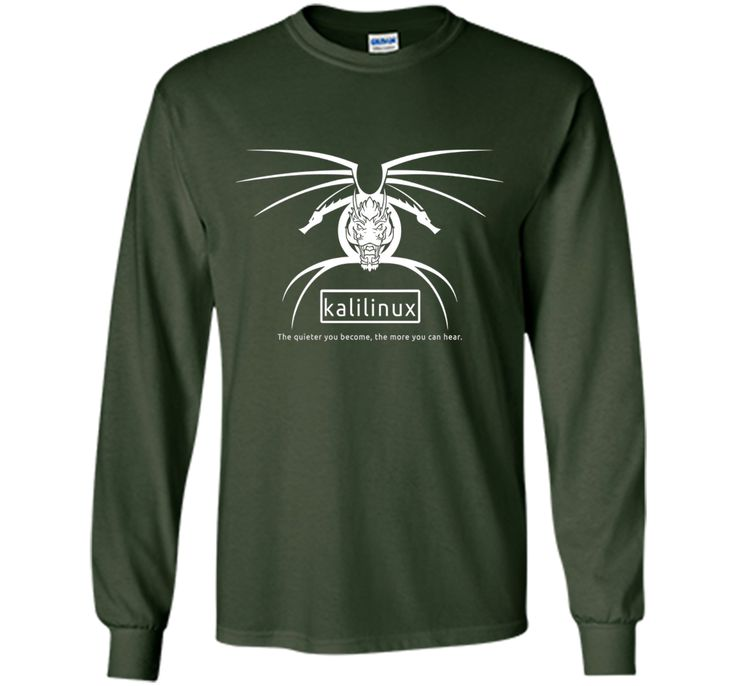 Kali Linux Shirt   Kali Linux T Shirt... %desc