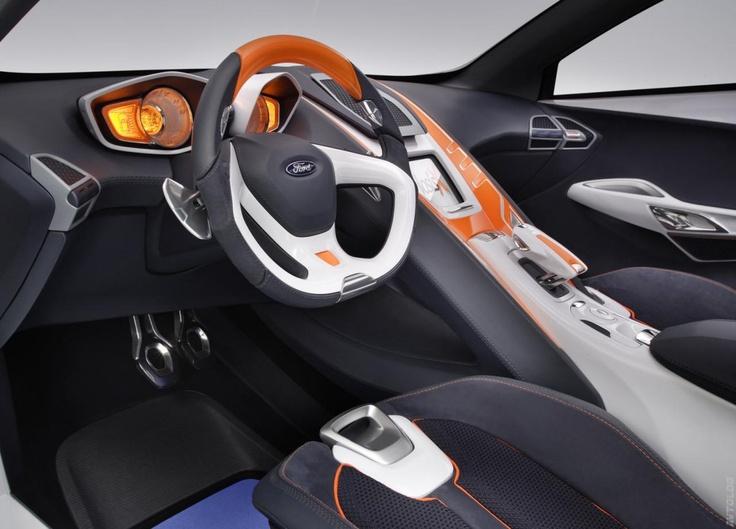 2006 Ford iosis X Concept. Interior Design SchoolsLuxury Cars  InteriorInterior ConceptConcept CarsCar ...