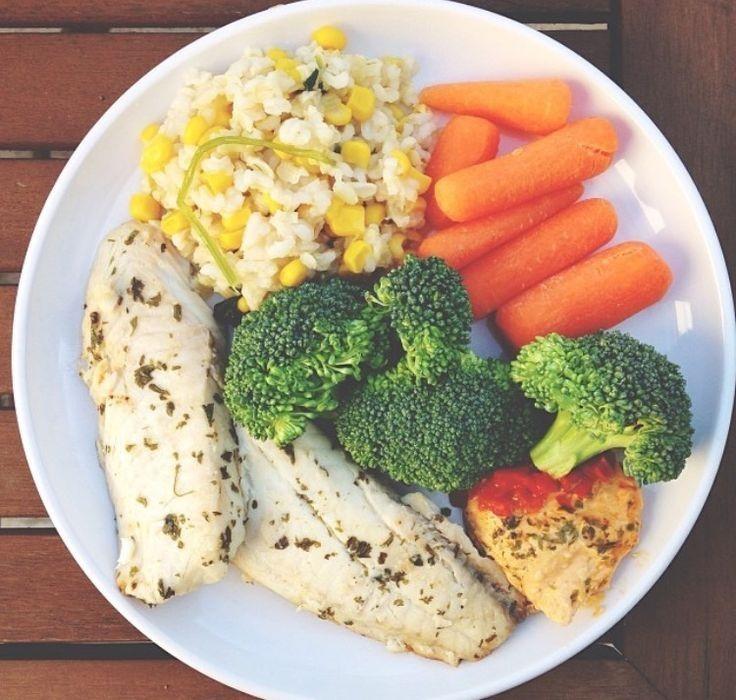 Вкусная И Полезная Пища Для Похудения Рецепты.