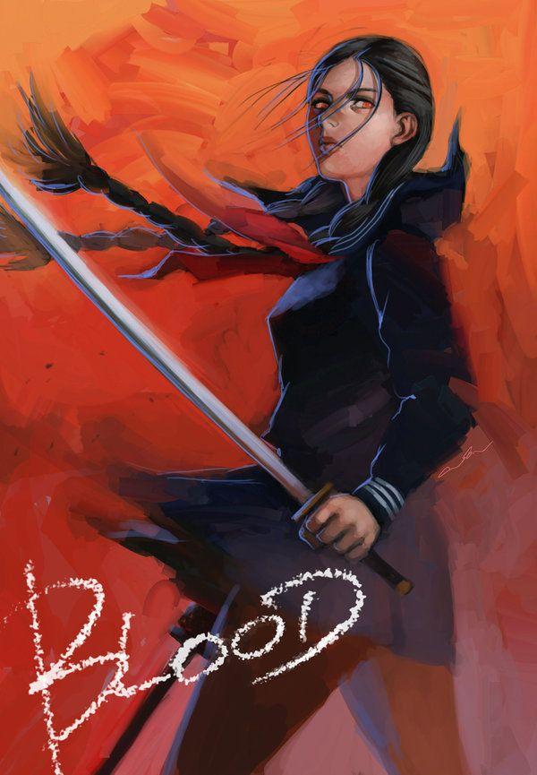 Blood The Last Vampire by cuson.deviantart.com on @deviantART