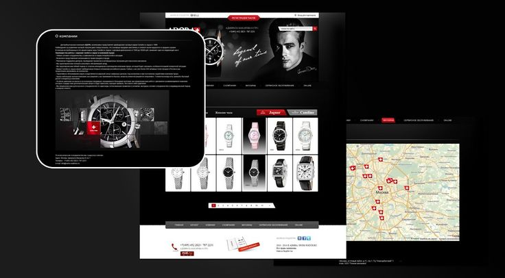 Internet swiss watches. (Candino, Jaguar) Ecommerce Web Programming,Web design,User interface design,CSS,HTML,OpenCart,jQuery,AJAX,Ecommerce Platform Development,PHP Internet swiss watches. (Candino, Jaguar) Unique design. Complex personal cabinet partners. Adora distribution company exclusively represents the Swiss watch brand Candino and Jaguar since 1996.  #webdesign #web #digital #store #shop