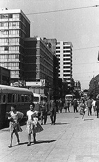 las micros de Concepcion en la decada de los 60 by santiagonostalgico, via Flickr