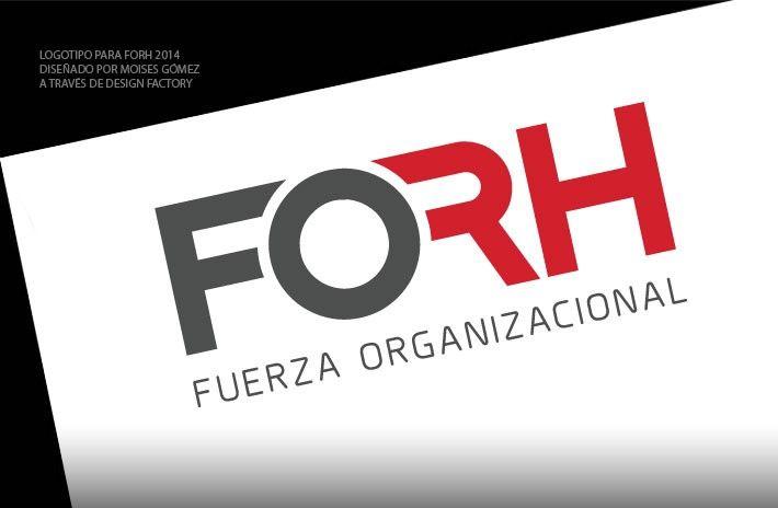 Logotipo para FORH - Diseñado por Design Factory
