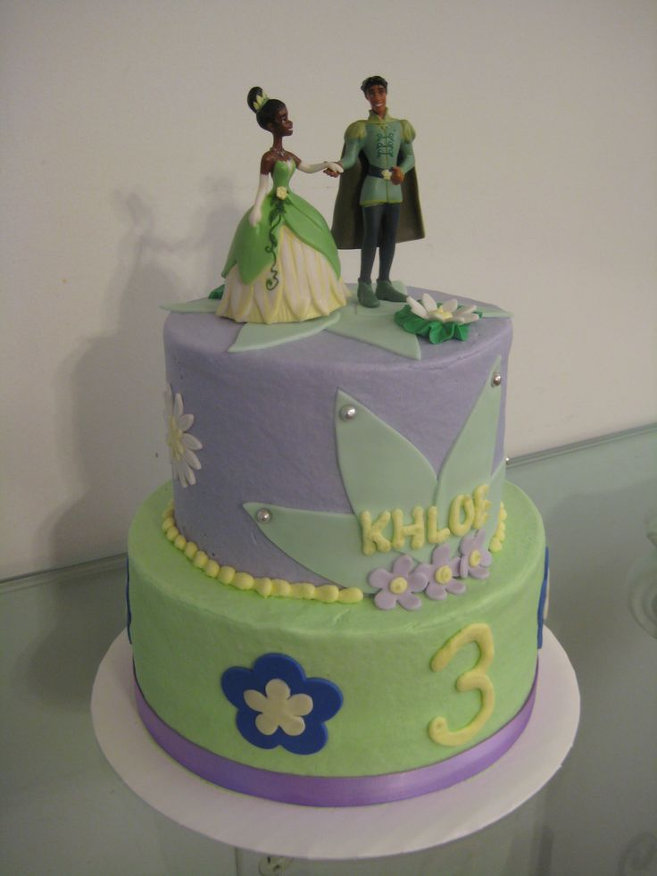 princess and the frog cake publix