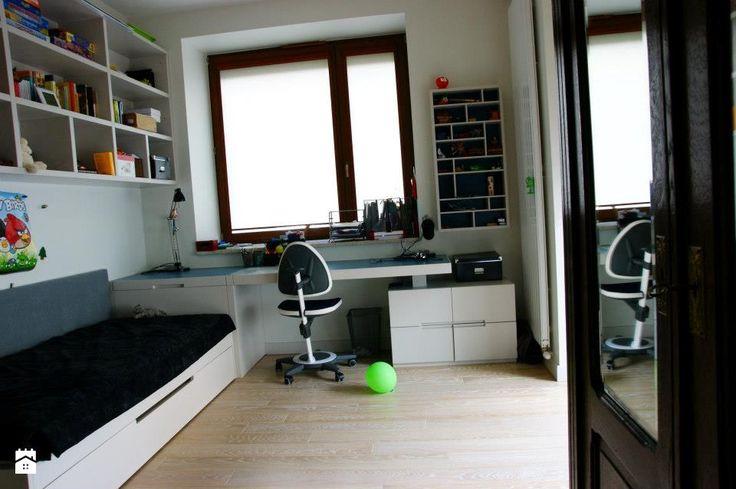 Apartament z elementami wystroju z lat 30-tych - Pokój dziecka - Styl Tradycyjny -  Magdalena Sobula Pracownia Projektowa Pe2