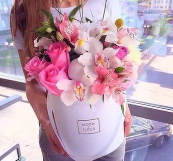 цветы в коробке фото: 46 тыс изображений найдено в Яндекс.Картинках