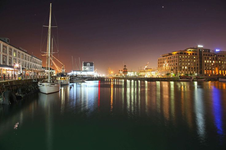 5 am Cape Town Waterfront