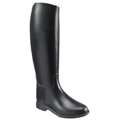 Bottes, boots Chaussures - Bottes d'équitation SCHOOLING 45-46 FOUGANZA - Par type BLACK