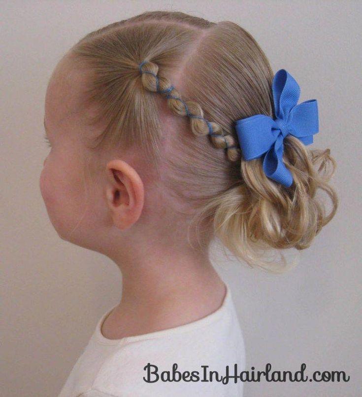 Zopffrisuren für Teenager Kurzes Haar #Kurzfrisurenfür Mädchen