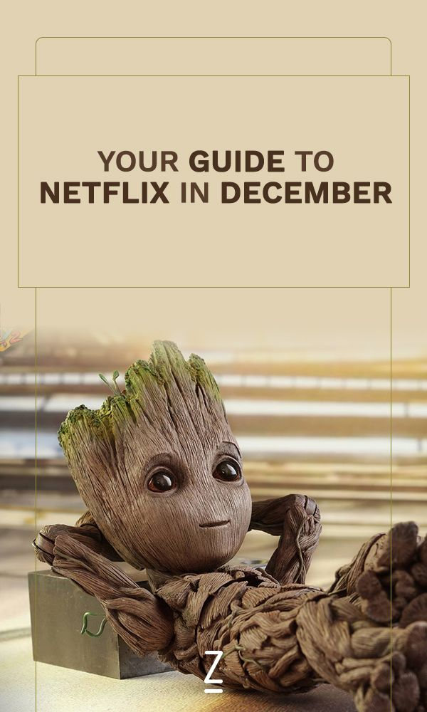 Everything coming & going on Netflix this December.
