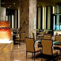 Ziran, Casual Elegant Californian cuisine. Reserve your table now! #opentable #ziran #lahotel #lahoteldowntown #dtla #downtownla #food #eateries #losangeles