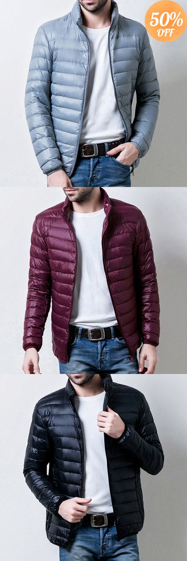Winter Casual Warm Jackets. 5 Colors Available. Fall in love with its unique design.